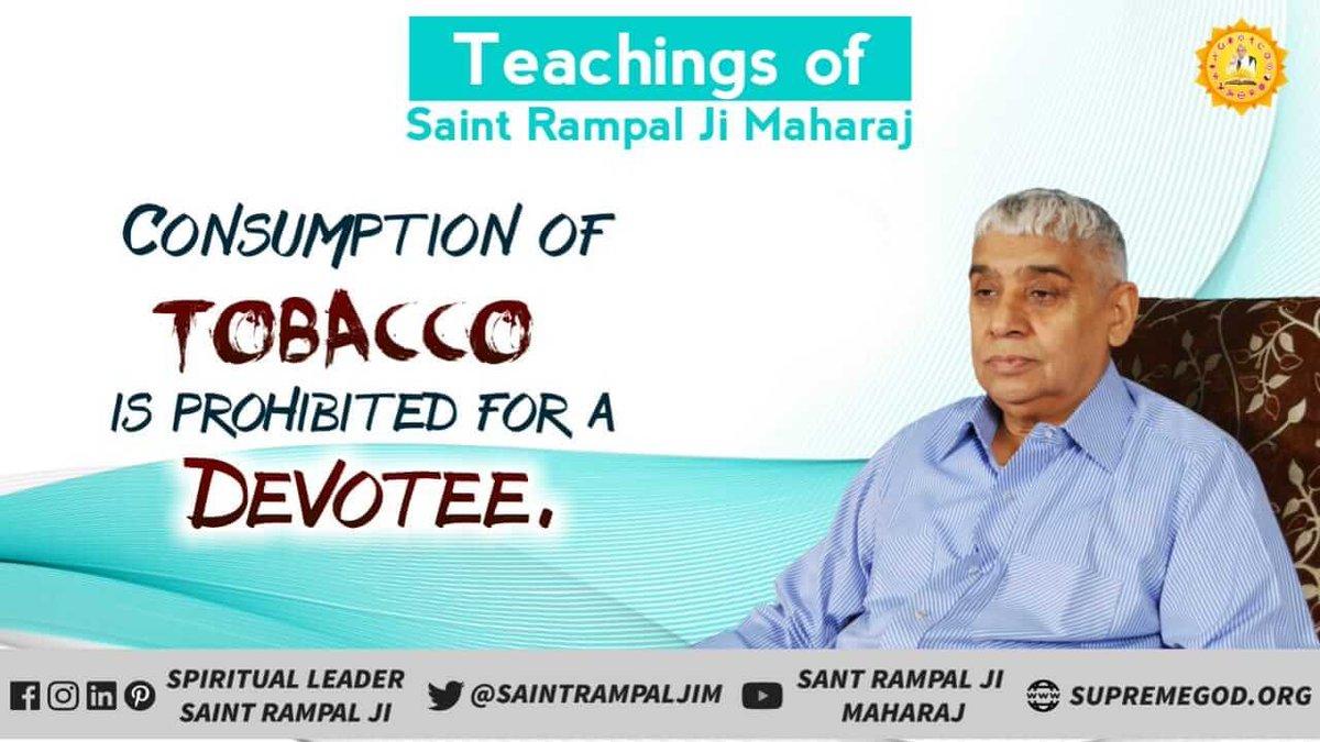 #TeachingsOf_SaintRampalJi The Discourses of Saint Rampalji Maharaj has a magical effect, by imapct of this millions of followers stay away from various evils like addiction, hypocrisy, bribery, dowry etc #MondayMotivaton <br>http://pic.twitter.com/QhkSgL2Bao