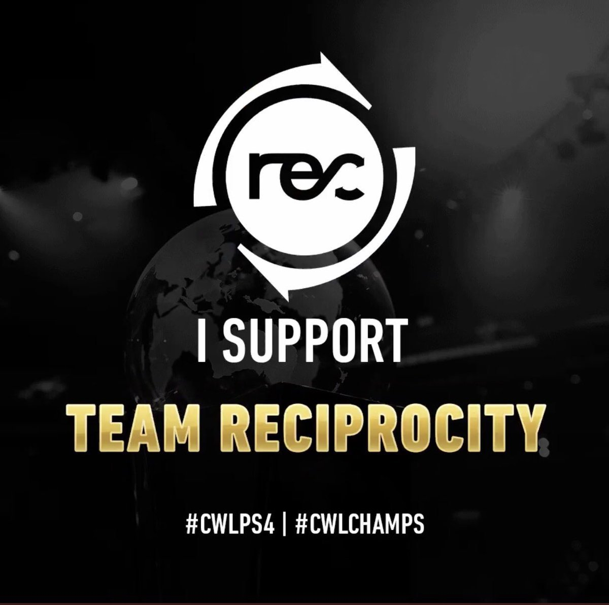 Good luck today @ZachDenyer @Alexx1935 @DylanCOD_ @DenzJT @wuskinz @SHANEE and @TeamReciprocity   It's been great following you this year. One last push today lads. #RECPack <br>http://pic.twitter.com/pG3NcWEqda