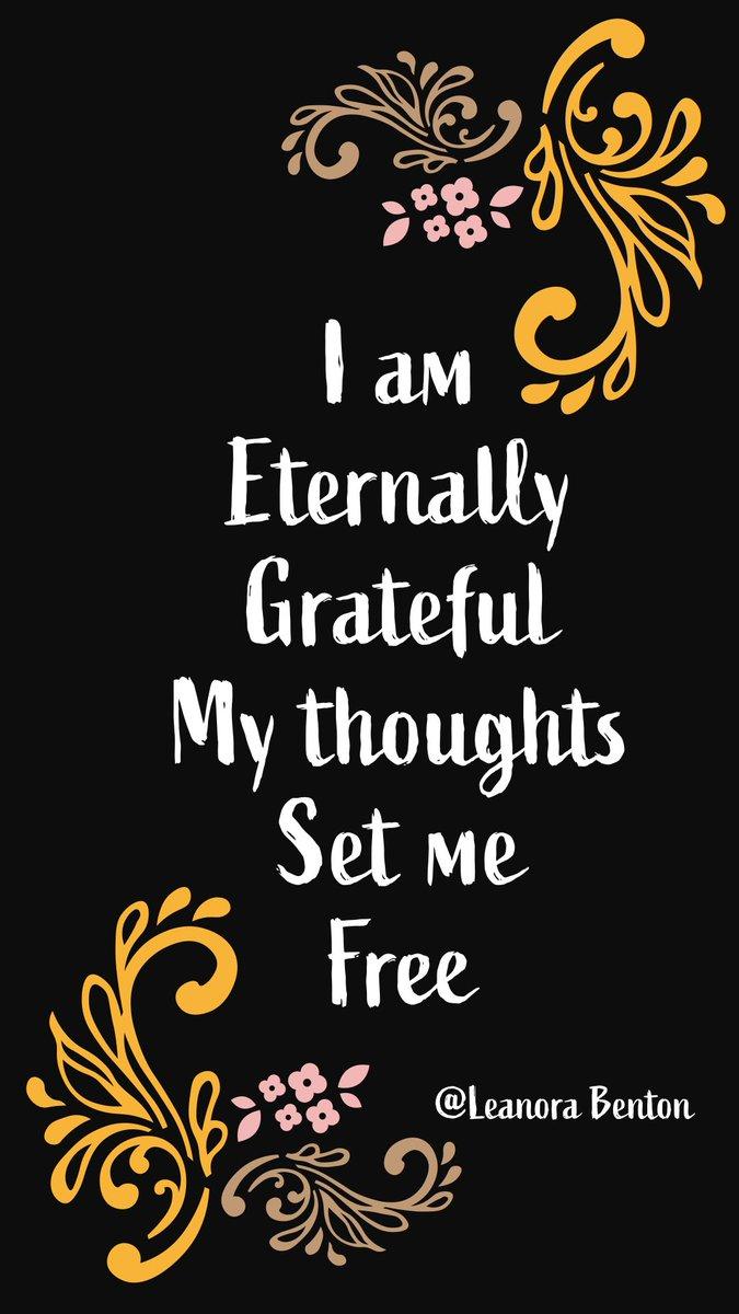 I am eternally grateful... @gratefuledu64 #IAM #StarfishClub <br>http://pic.twitter.com/KwWWxvUwRv