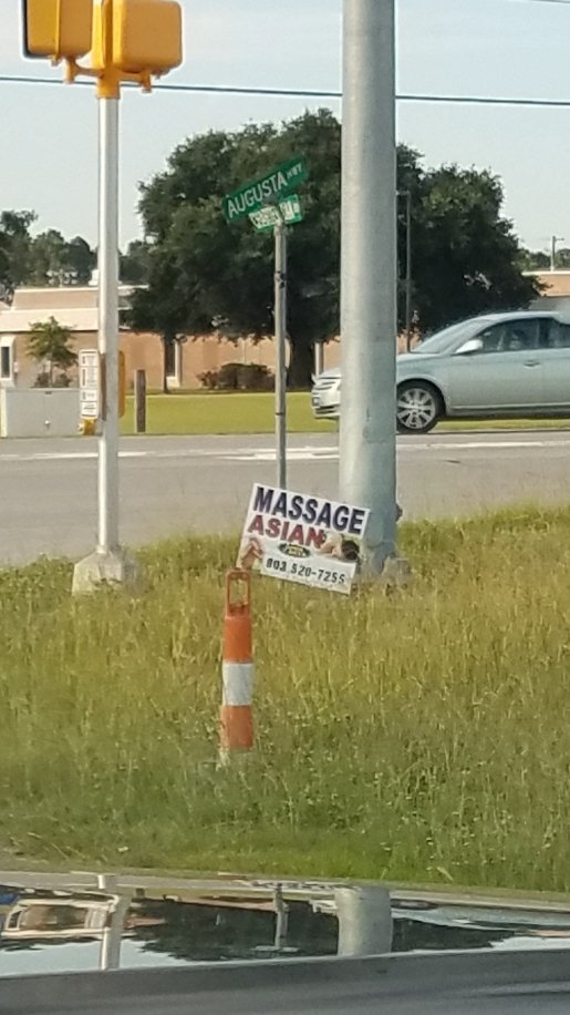 Blame Dunphy ? these signs popping up around Lexington. @F3LexSC #newbusinessventure<br>http://pic.twitter.com/FsqbwSOOOS