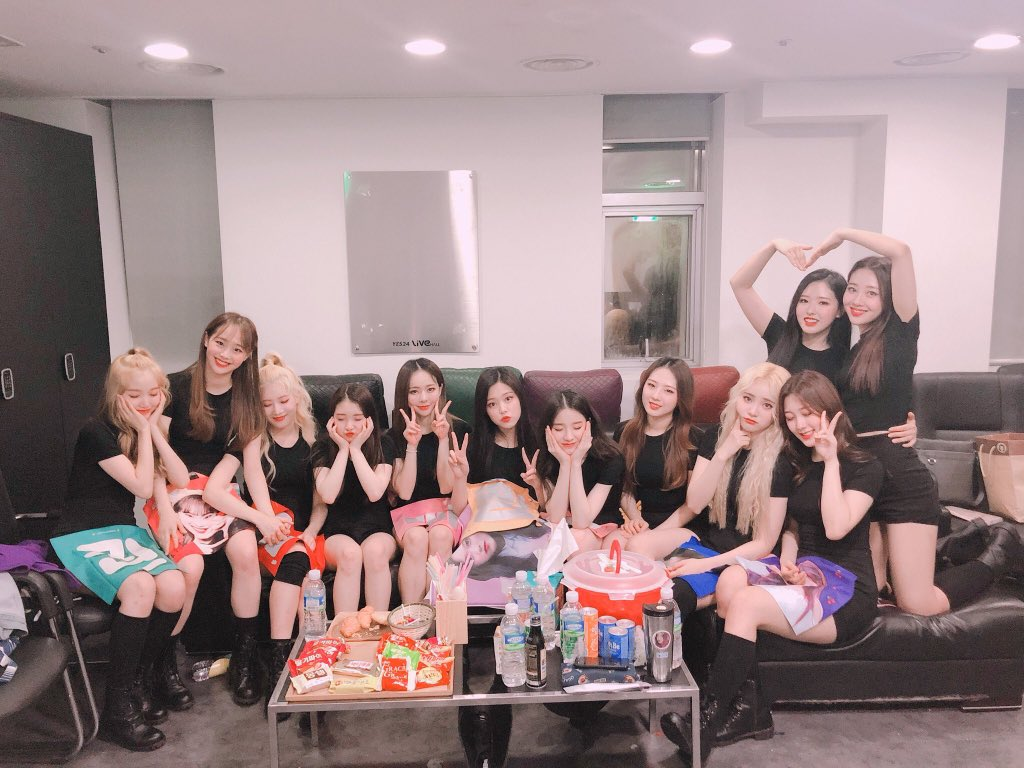 One year since the historic LOONAbirth   You bring us joy You make us laugh You make us cry You motivate us to try harder in life and be a better person You deserve everything and all the more  Thank you LOONA  Until the end!  #LOONA1stANNIVERSARY #1YEARwithLOONA<br>http://pic.twitter.com/HvAogkNFPP