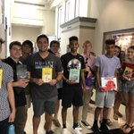 As a bonding experience, all freshmen are asked to bring a copy of their favorite childhood book 📚 to campus where they write 📝 a message inside to be delivered to local elementary schools! Today, #HPU2023 participated in this #HPUTradition! #HPU365 #HPUMoveIn