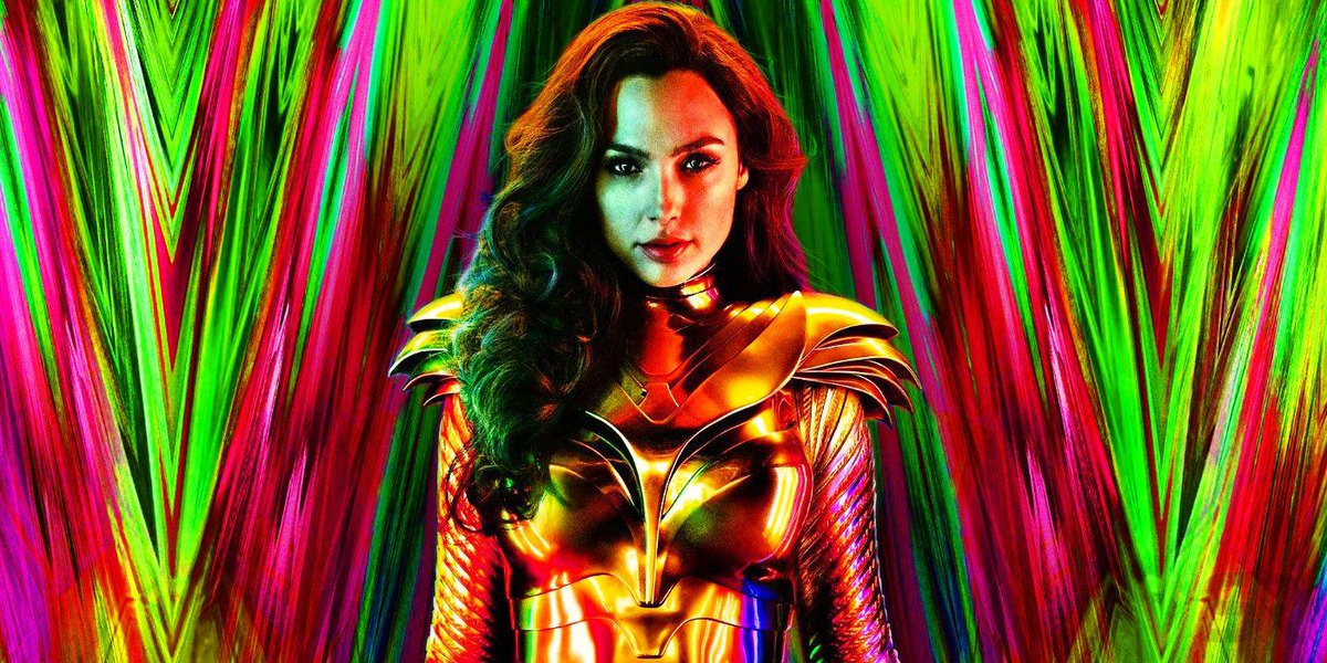 #WonderWoman1984 Behind The Scenes Image Features Amazon's New Costume - buff.ly/2KQymmC