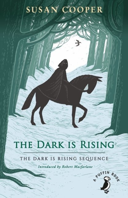 """""""When the Dark comes rising, six shall turn it back / Three from circle & three from the track..."""" Susan Cooper's classic series of fantasy novels, The Dark Is Rising sequence (1965-77), is being reissued by Puffin in November, with forewords by me & brilliant jackets by @IlloJoe"""