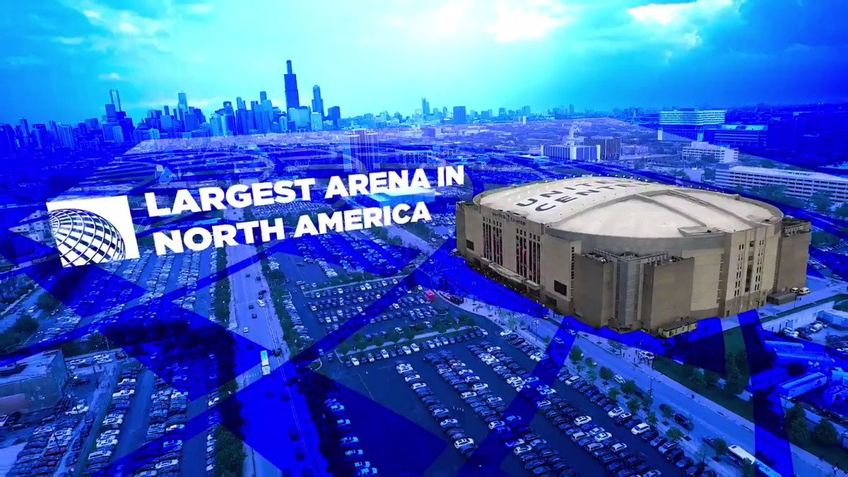 The ribbon was cut at the United Center on August 18, 1994 and the rest is championship history! In celebration of an iconic 25-year journey, take a look at our evolution from an arena to an arena campus. What was your favorite moment? #UnitedCenter25