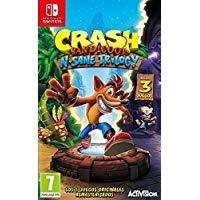 ¡No seas el último! Crash Bandicoot N.Sane Trilogy   está ahora mismo por 43,99€  https://t.co/b4MFKENgys RT https://t.co/dF6azB36f6
