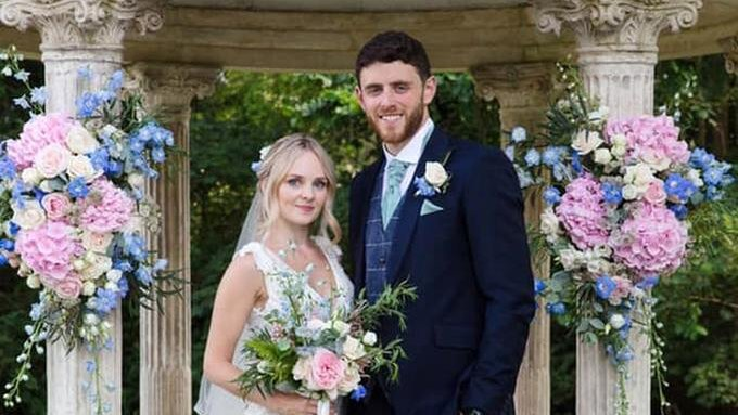 Pc Andrew Harper: £60,000 raised for killed officers widow and family as police quiz 10 suspects itv.com/news/2019-08-1…