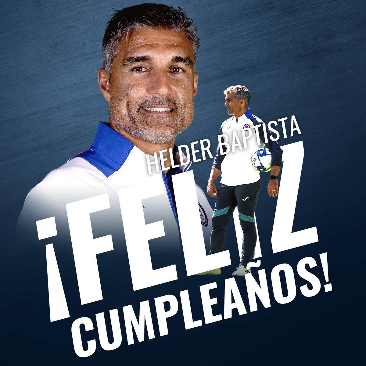 Hoy es cumpleaños de uno de nuestros auxiliares técnicos, Helder Baptista. ¡Muchas felicidades, profesor!🎉#ConstruyendoLa9loria