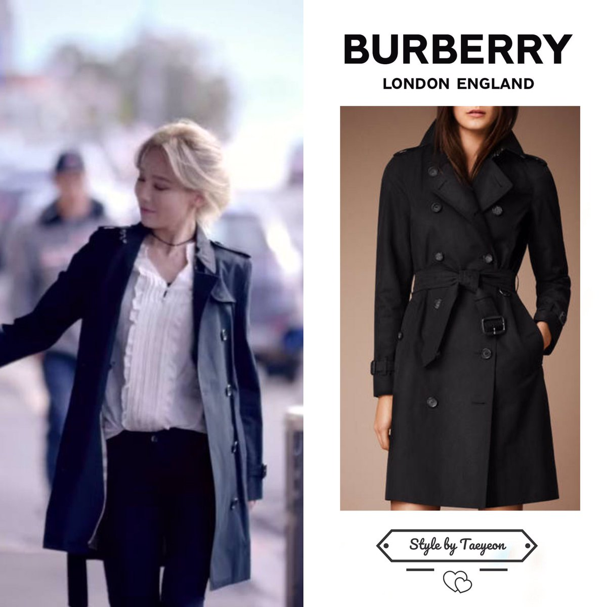 20151005 - 'I (feat. Verbal Jint) MV⁣⁣⁣⁣⁣⁣⁣⁣⁣⁣🏷 BURBERRY ⁣The Westminster Heritage Trench⁣$1,896⁣⁣⁣⁣⁣⁣⁣⁣⁣⁣#TAEYEON #KIMTAEYEON #김태연 #태연 #GIRLSGENERATION #SNSD #소녀시대 #テヨン #少女時代