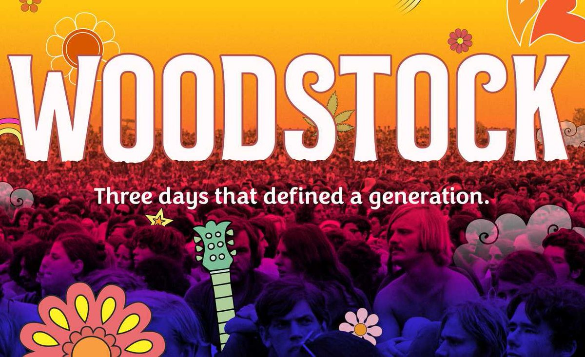 Really enjoyed this PBS doc, but what really stood out was how thin everyone was! Any shots from a current music festival show a lot more obesity.  Woodstock, Three Days that Defined a Generation. #woodstock #Woodstock50  https://buff.ly/30i5470