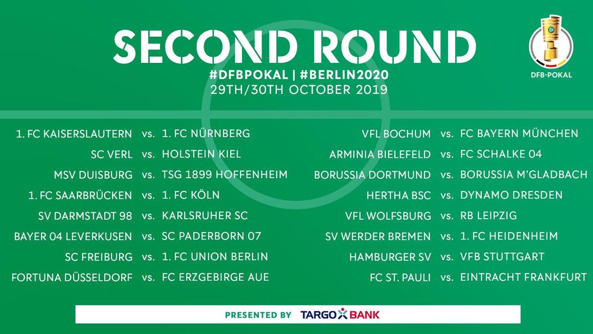 2e tour Coupe d'Allemagne
