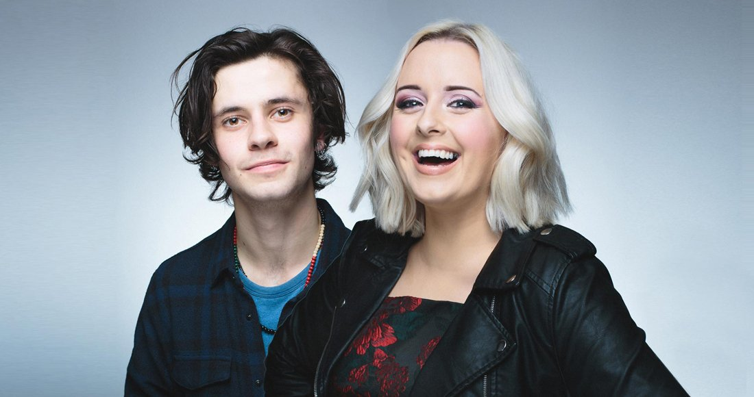 Sunday night sorted! Get the earliest possible glimpse of next Fridays Official Singles Chart right now as @CelSpellman & @KatieThistleton present the Official Chart: First Look bbc.in/2IzbtS7