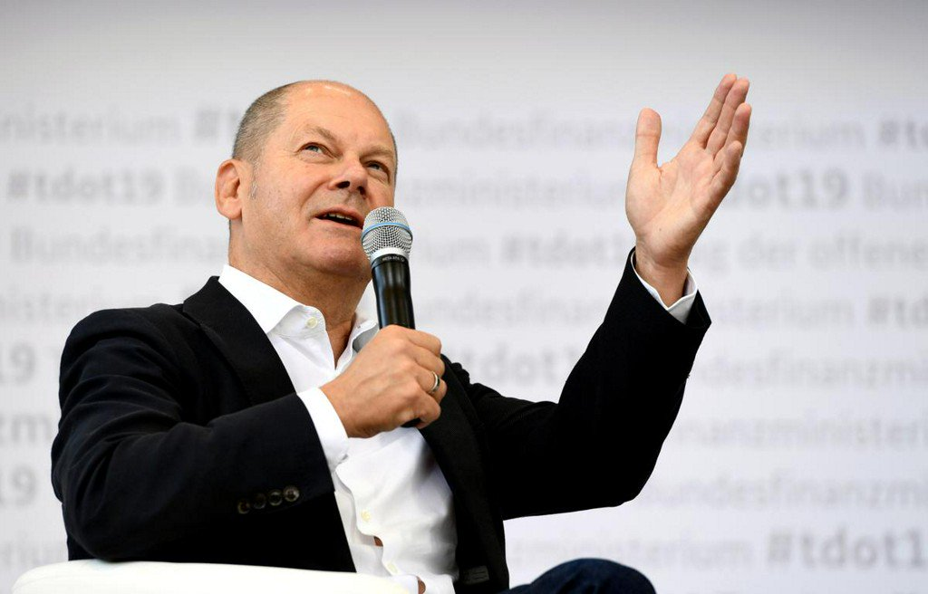 Germany has fiscal muscle to counter next crisis: Scholz reuters.com/article/us-ger…