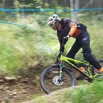 Managed to fit an enduro race in! Massive thanks to @WhyteBikes For getting me an entry! @SchwalbeUK doing an excellent job of saving me in quite a few sketchy moments! Super steep and techy as usual for an Innerliethen enduro. #TORQFuelled #MoreToExplore @TORQfitness