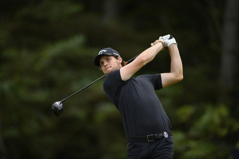 Golf - Belgiums Pieters returns to winnings ways with Czech Masters title reut.rs/2P09JZW