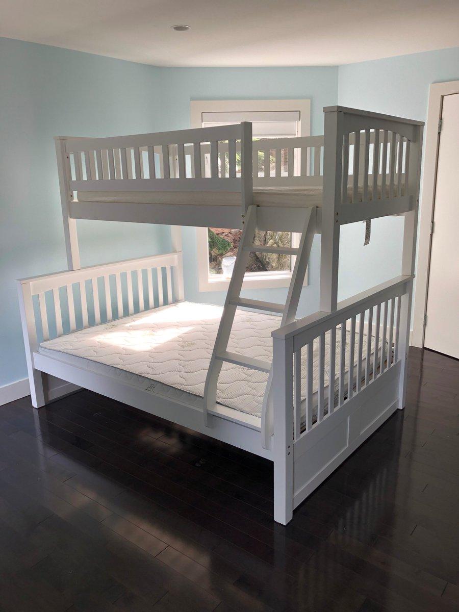 Bunk bed mom sex