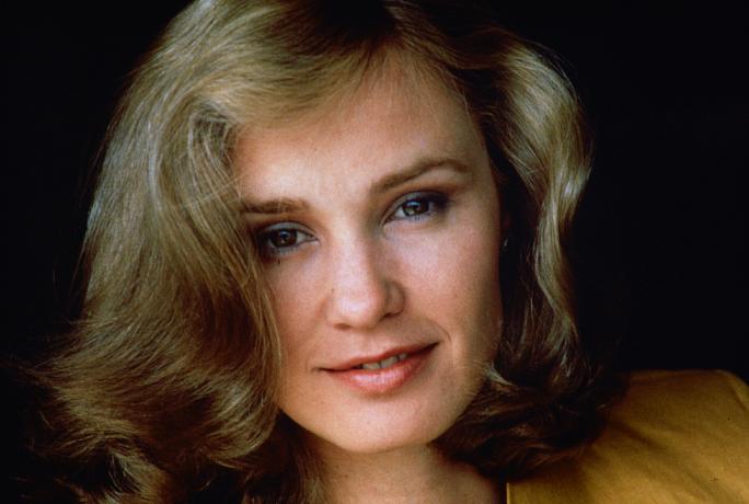 Jessica Lange, 1981.