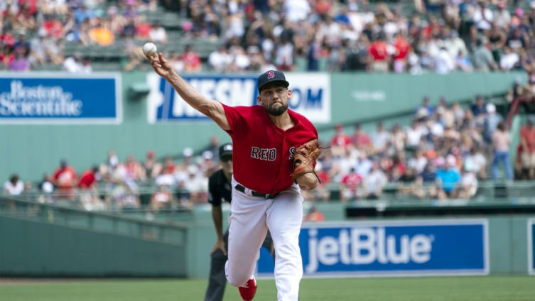 The #RedSox pitching woes refuse to go away  Nathan Eovaldi gets shelled in his first start since April 17 against the Orioles   https://www. nbcsports.com/boston/red-sox /nathan-eovaldi-shelled-first-start-red-sox-april  … <br>http://pic.twitter.com/cDl6JHZh8C