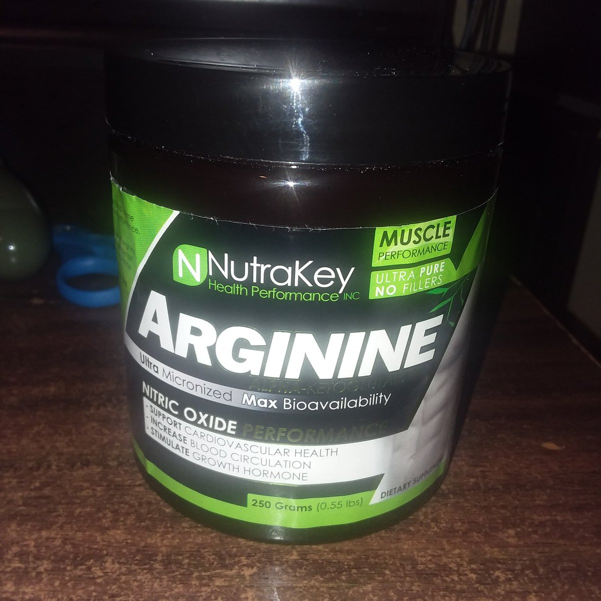 arginine hashtag on Twitter