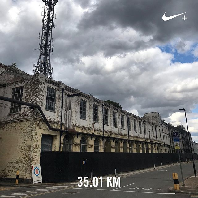 New distance record! 35km! Ran from Dalston to Greenwich then along the river to Woolwich then back via Stratford and Victoria park. Now I need a lie down and a nap. - - - - - #running #run #nrc #nikerunning #nikerun #runnersofinstagram #runner #ru…  https:// ift.tt/2NeF0FS    <br>http://pic.twitter.com/FUmCJzjcmb