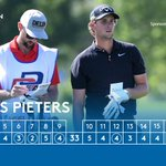 Image for the Tweet beginning: 67-67-66-69 ✍️  @Thomas_Pieters #CzechMasters