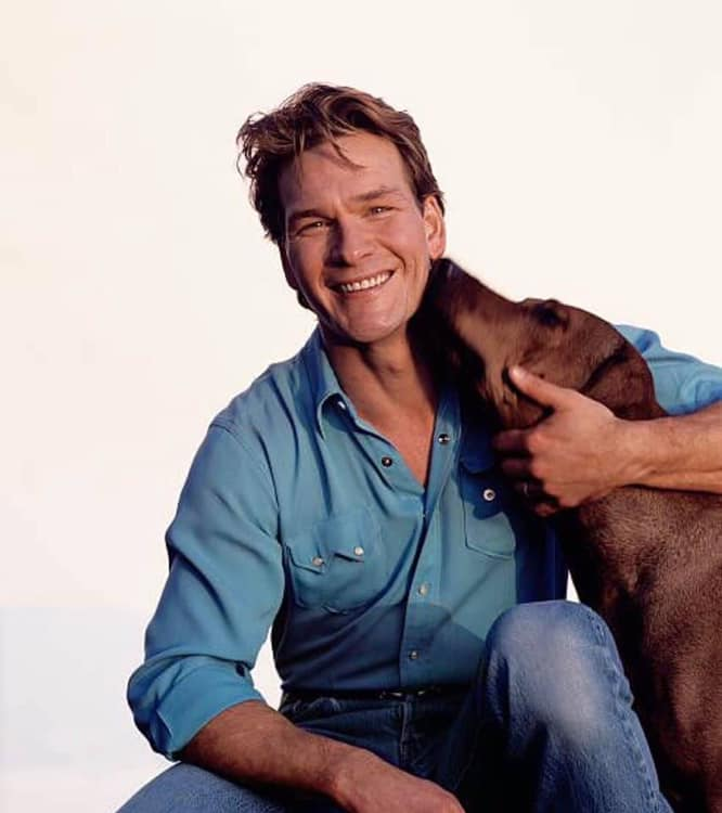 @LisaNiemiSwayze's photo on #IAmPatrickSwayze