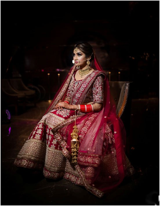 The wedding season is just around. Every one of you must be aware of the fact that Indian weddings are recognized for their style, grandeur, tradition and magnificence.💞💞💝💝#weddinglehenga #bridalwear #pastellehenga  #indiantextiles #craftsmanship #kalashreeregalia