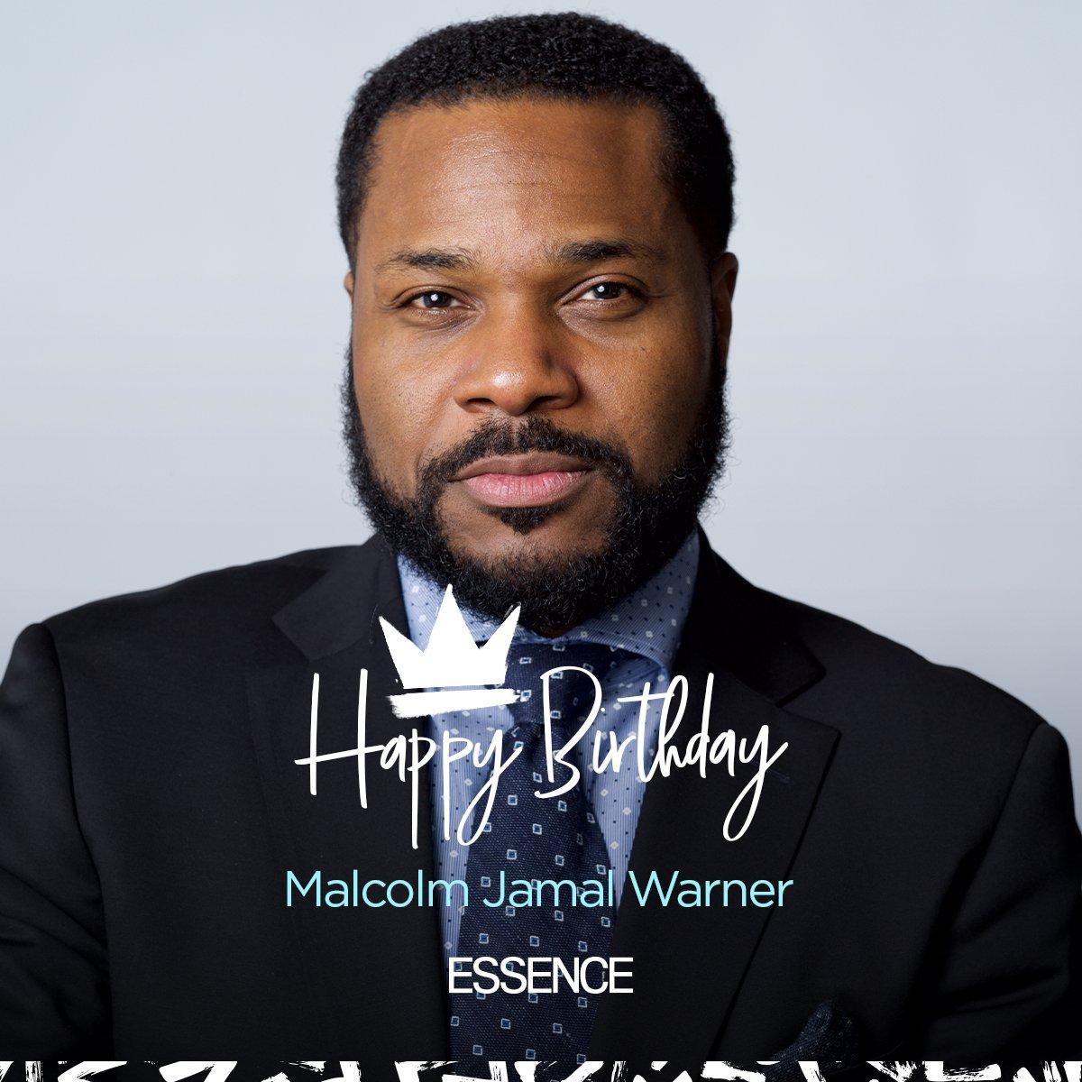 Happy 49th Birthday to Malcolm-Jamal Warner!