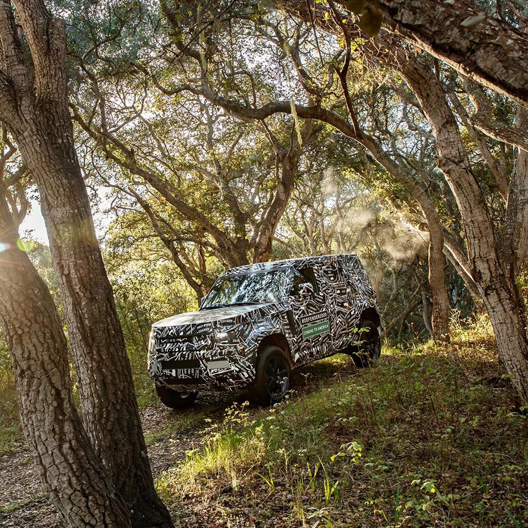 Fields Land Rover >> Fields Madison Wi On Twitter The New Defender Heads To