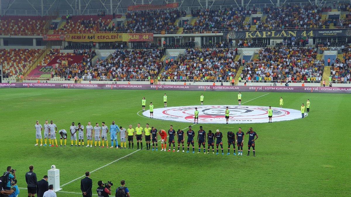 #SuperLig : Ghaÿlène #Chaâlali titulaire avec Malatyaspor 🆚 Istanbul Basaksehir