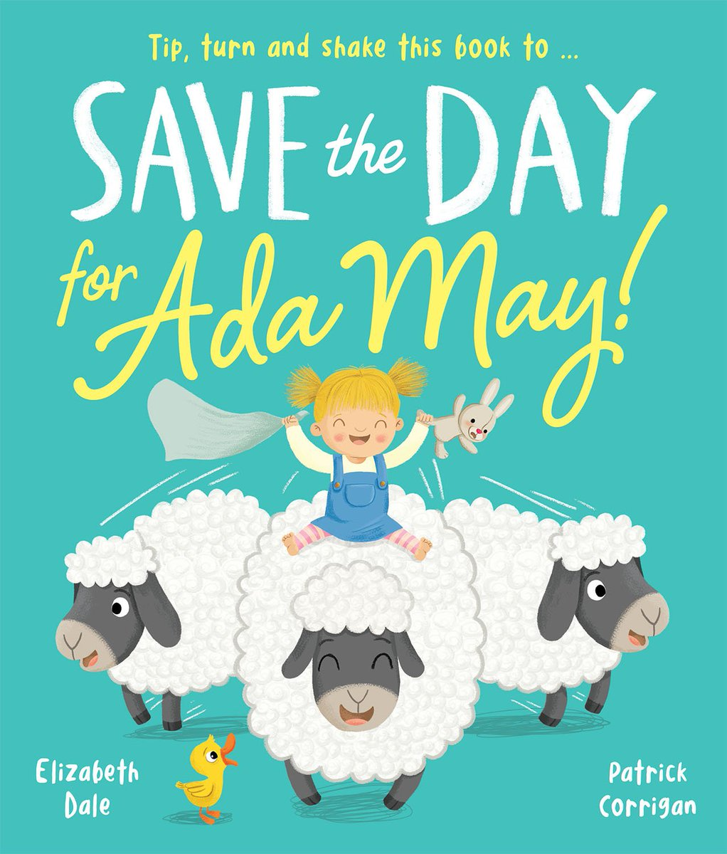 The most viewed post on Story Snug this week: 'How Save the Day for Ada May! was conceptualised' by @LizDaleAuthor storysnug.com/2019/08/save-t… Elizabeth talks about the inspiration behind her & #PatrickCorrigans new interactive #picturebook #SavetheDayforAdaMay 🐑🐕🌳🦆🚜 #BlogTour