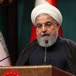 Image for the Tweet beginning: JUST IN: Iran labels US
