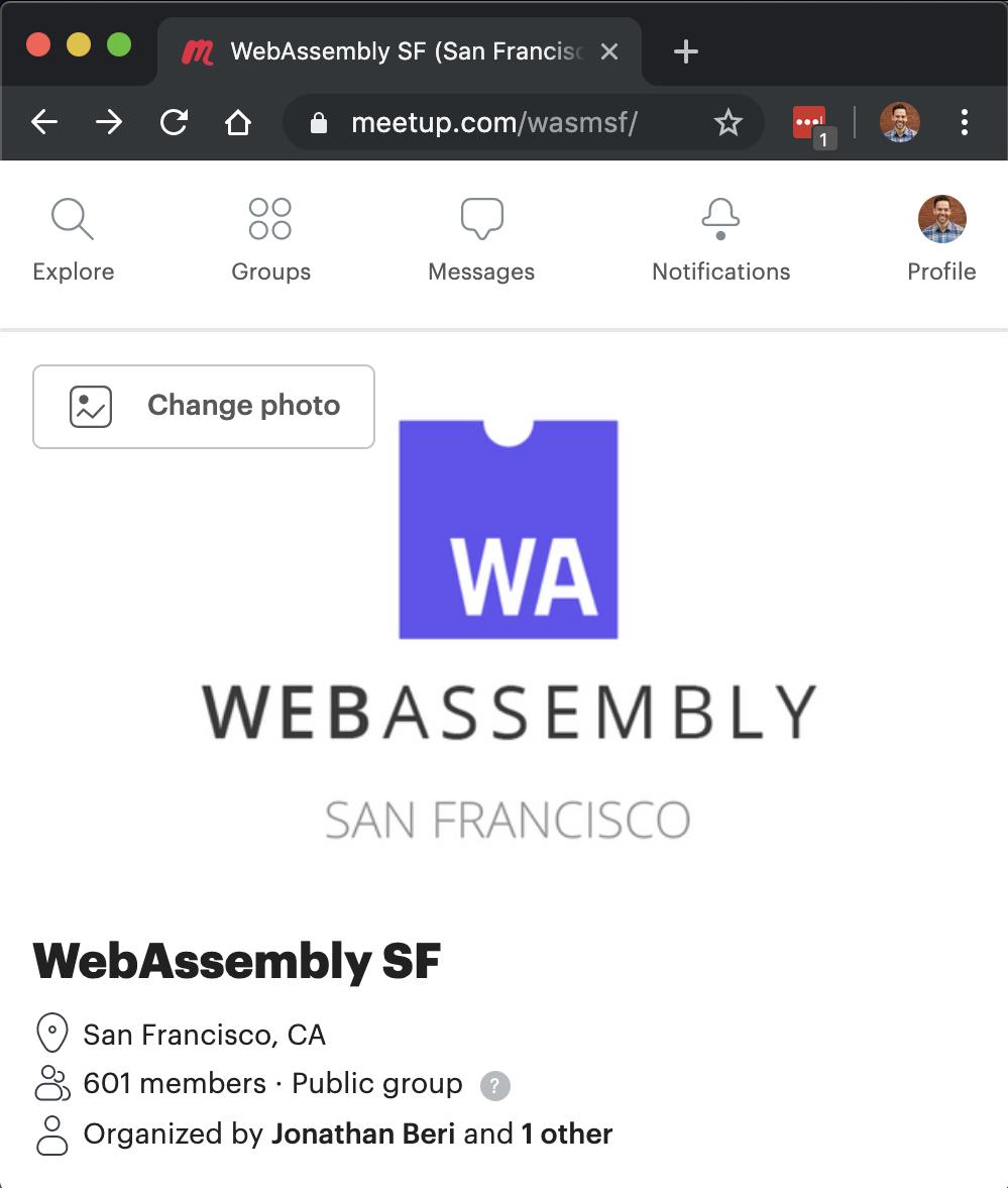 WebAssembly SF - @wasmsf Twitter Profile and Downloader   Twipu