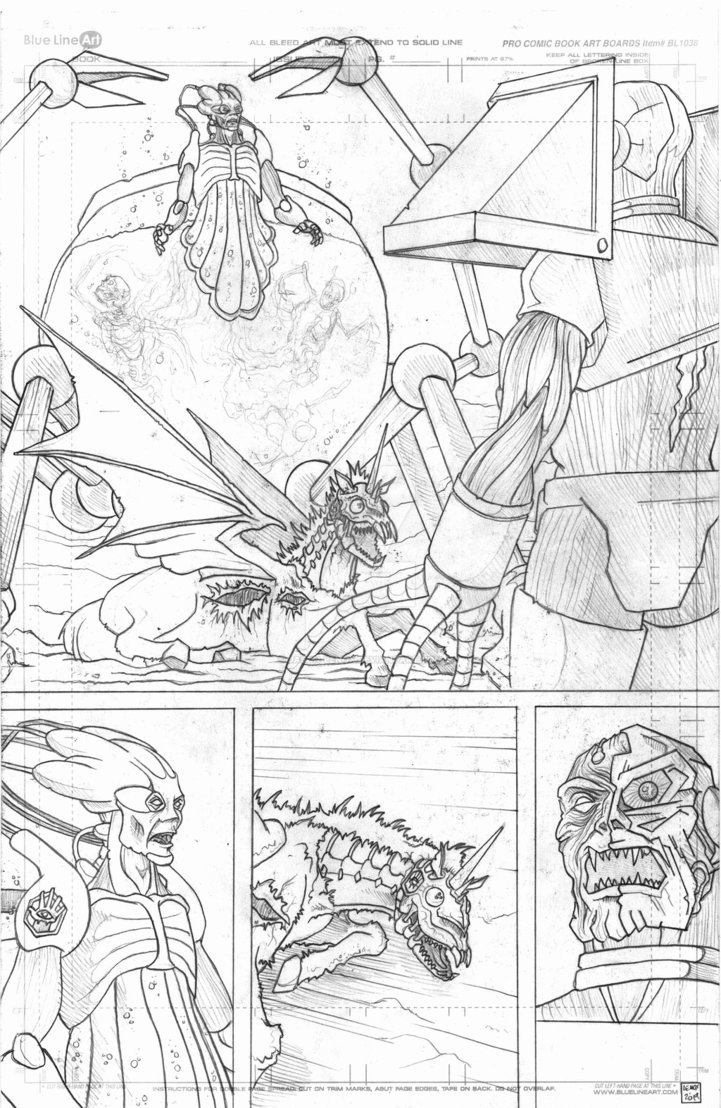 New #LordsoftheCosmos page for Issue #4 ...#makingcomics #independentpublishing #sequentialart <br>http://pic.twitter.com/vgWTh8ZbuT