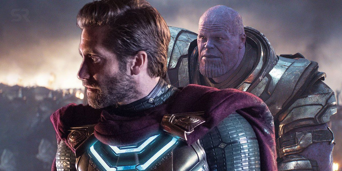 Mysterio is actually a better #MCU villain than Thanos (because he means something) - buff.ly/2OX7ZAv