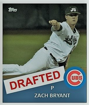 """Prospect Profile: Zach Bryant and """"Uncle Charlie"""" Make a Pretty Good Pair"""
