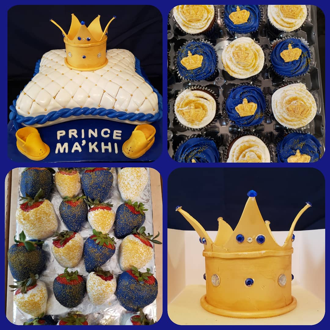 I Love These Colors & I Rocked It!!! She Loved It.... I'm Humbly Honored.... #cakedecorating  #cakeboss  #princetheme #CrownMePlease https://t.co/UYmwRxCkrc