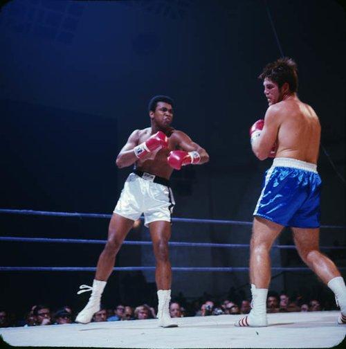"""Im too fast, too pretty. "" . #MuhammadAli #GOAT #Heavyweight #Champ #footwork #fastandfurious<br>http://pic.twitter.com/Gzi3QhuKwV"