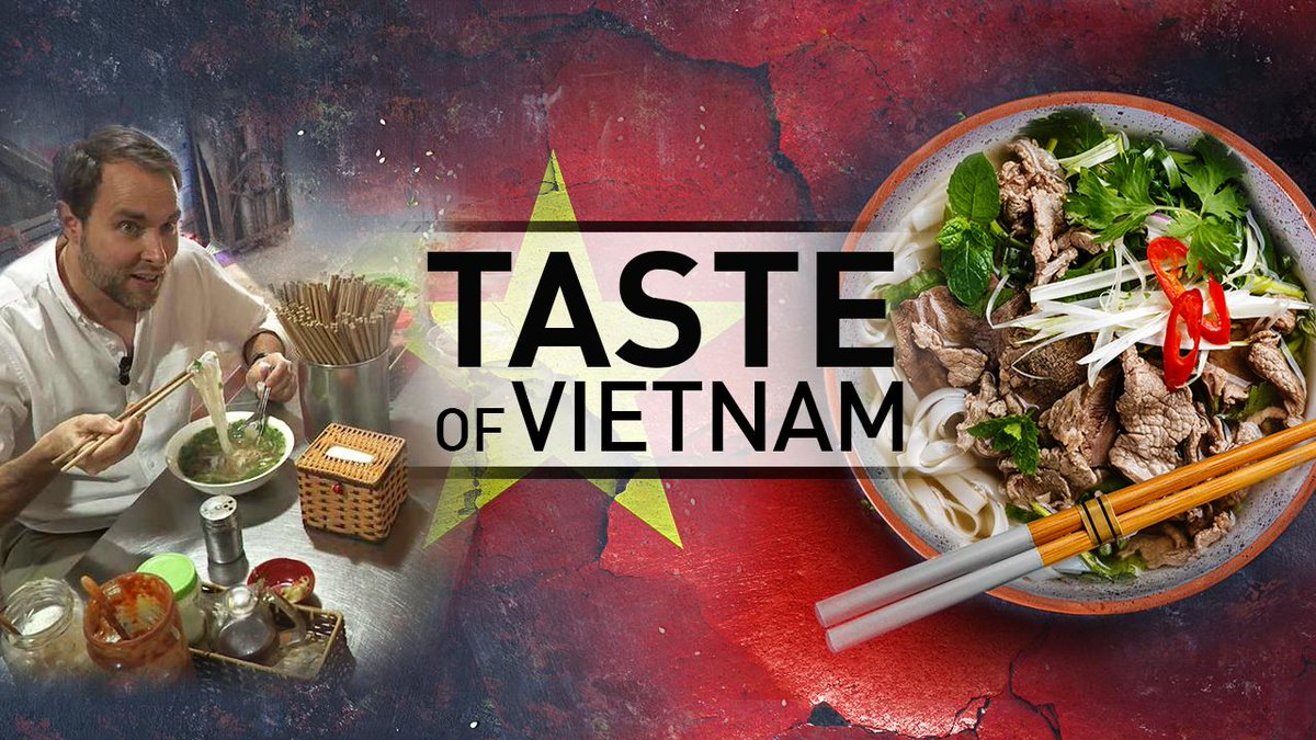 Did @ScottThuman enjoy Vietnam? Find out pho sho by watching the story below. @FullMeasureNews