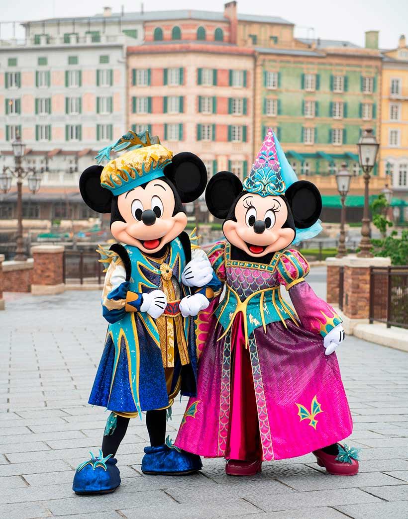 """test ツイッターメディア - 【ニュース!】 9月10日から始まる「ディズニー・ハロウィーン」! 東京ディズニーシーの新規ハーバーショー「フェスティバル・オブ・ミスティーク」と東京ディズニーランド「スプーキー""""Boo!""""パレード」の衣装をお披露目!あなたはどちらの衣装が好きですか?>> https://t.co/5Nyehwde83 https://t.co/RX8YJL1m3H"""