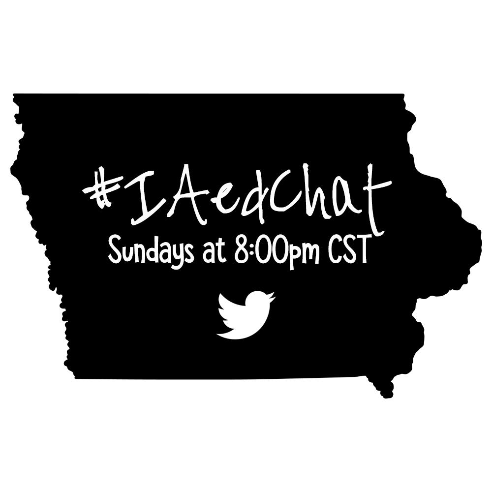 Good evening & welcome everyone! My tweets for the next hour are dedicated to #IAedChat.