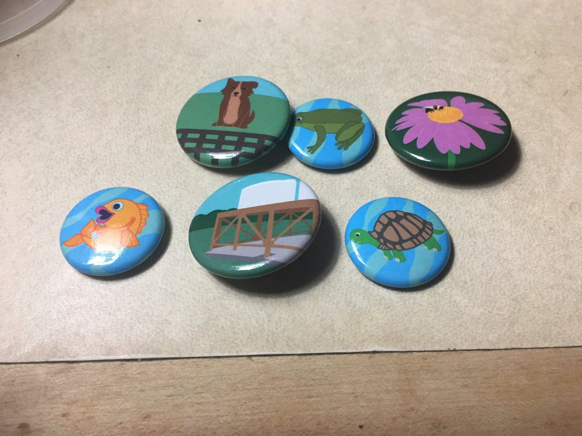 Went #geocaching the other day in Lexington and found a set of them hid by @livegreenlex. These are awsome! I can't wait to find them all. There is going to be 12 total! 6 down, 6 more to go! <br>http://pic.twitter.com/9q6TqTVam3