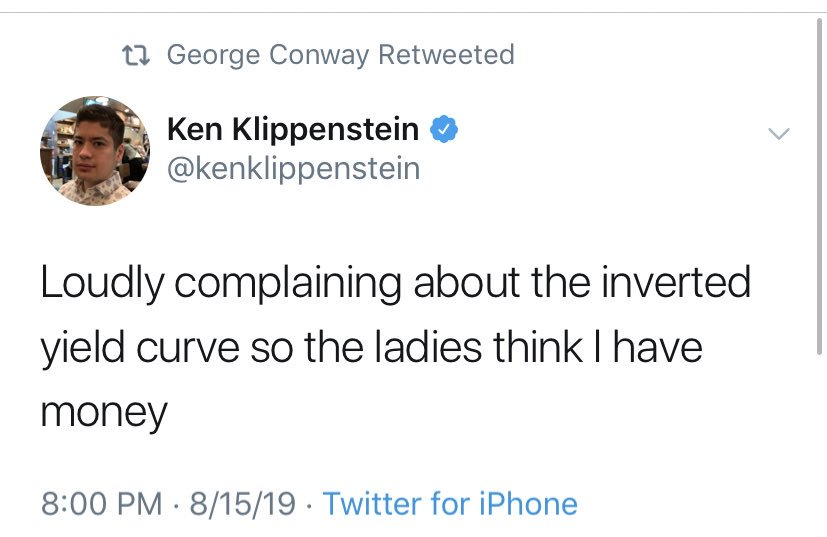 Kellyanne Conway's husband retweeted this lol