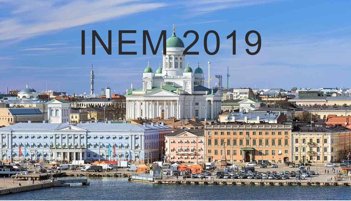 Our Director Professor Klaes spoke at a workshop at the 2019 Helsinki Conference of the International Network for Economic Method (INEM) on 18 August 2019, to the topic The past, present and future of Economic Methodology