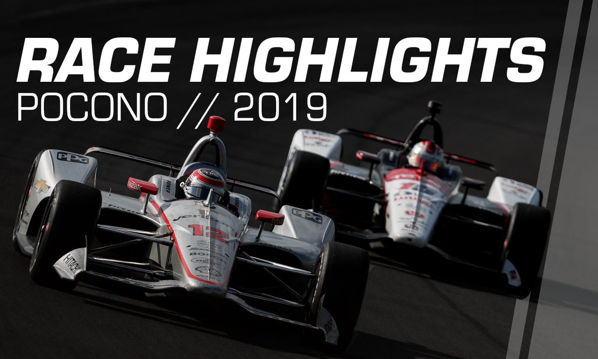 Full #ABCSupply500 Highlights are up on our YouTube 👀 bit.ly/2NpbptN