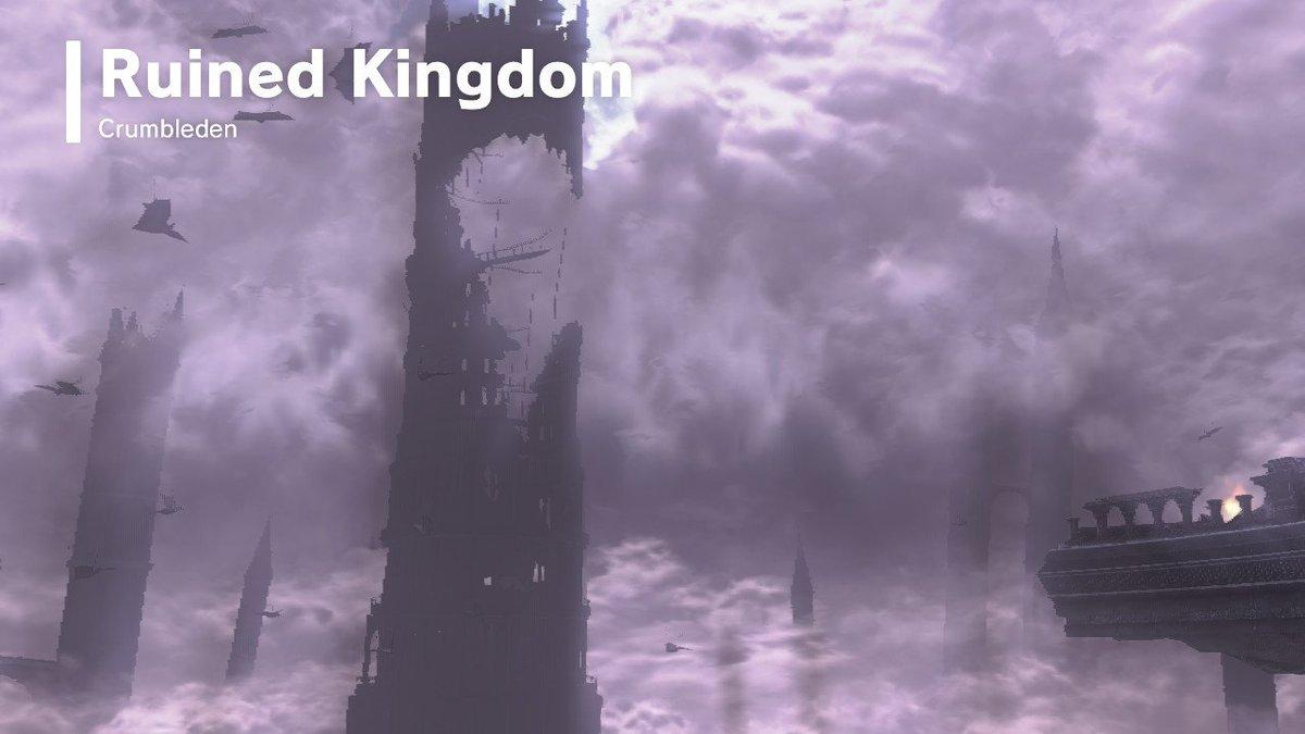 Dark Souls Kingdom #SuperMarioOdyssey #NintendoSwitch