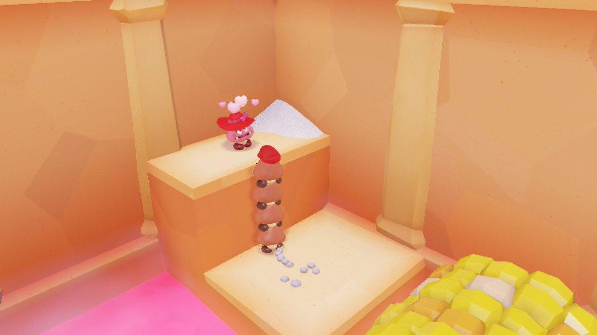 Goomba Love again #SuperMarioOdyssey #NintendoSwitch