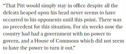 @Independent From William Pitt the Younger, by @WilliamJHague