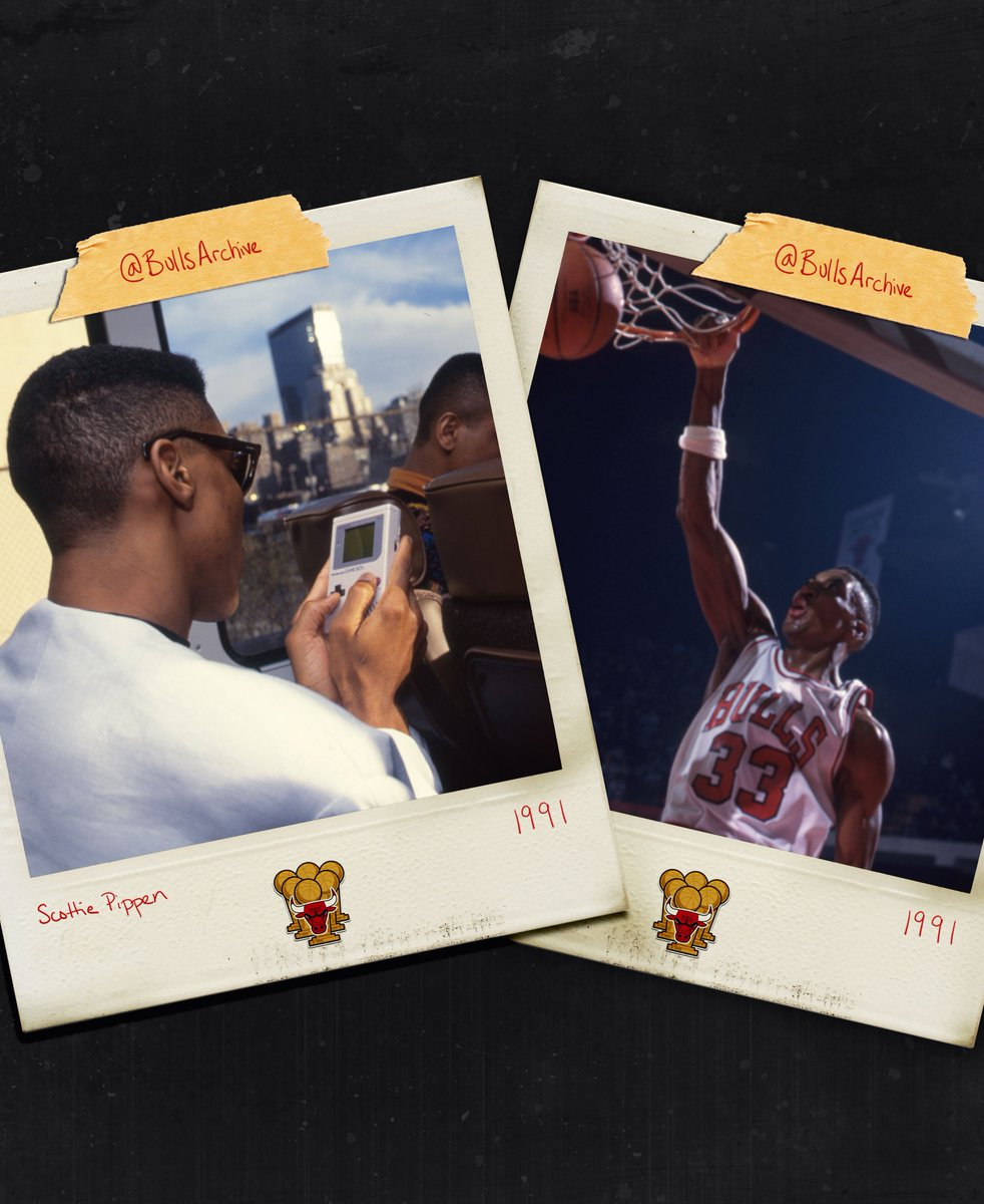 Scottie has two different game modes — which one are you? #ScottieSundays