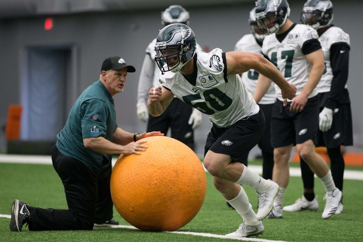 Roster Move: #Eagles release LB Paul Worrilow #FlyEaglesFly 4thandjawn.com/2019/08/18/ros…